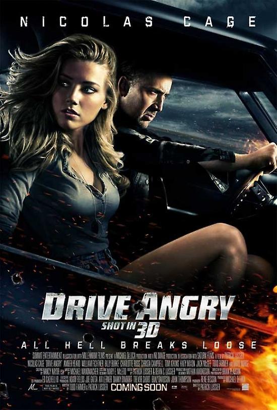 Drive Angry (2011) - Movie - Moviefone