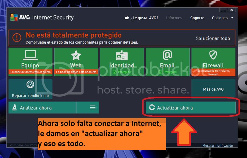 rial – AVG Internet Security 2014 – valido asta 2018