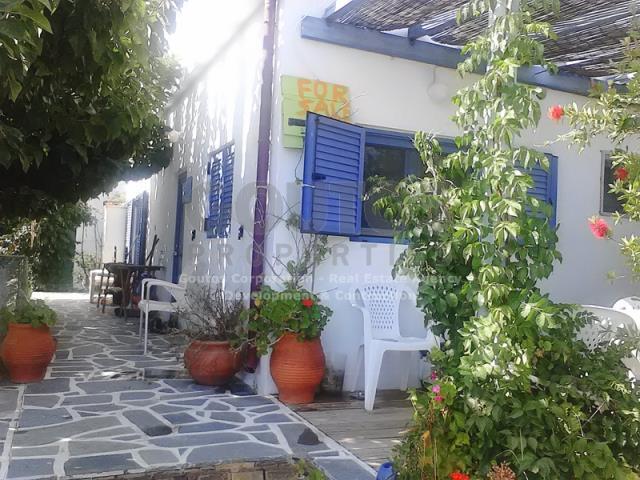 Квартира в Каристос у моря
