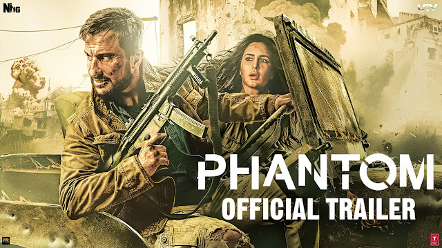 Phantom (2015) Full Hindi Movie Download free in