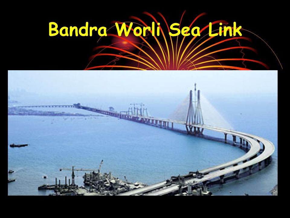 Write my essay on bandra worli sea link
