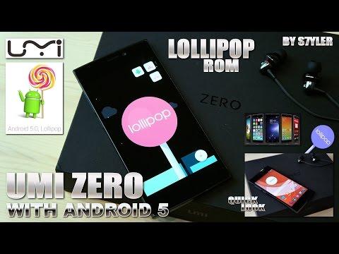 Download umi zero rom