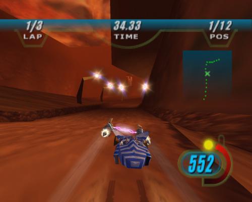 Star Wars Episode 1: Racer - MegaGames