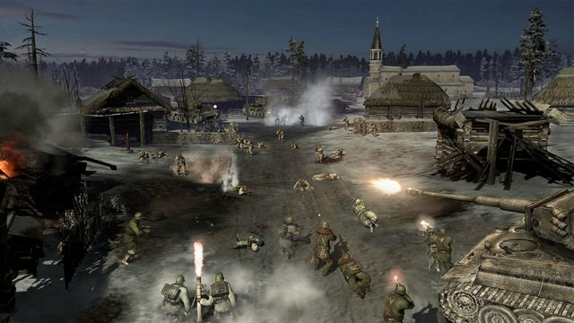 Company of Heroes Online PC Trailer - YouTube