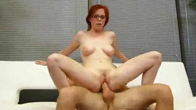 Very sexy redhead models