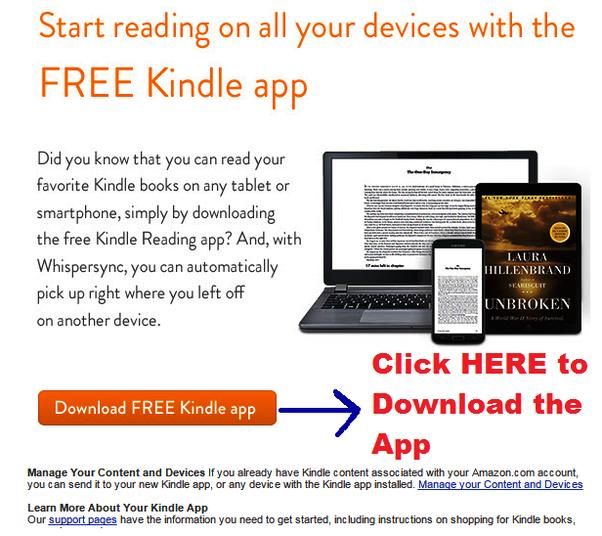 Amazon Kindle for Windows Phone - Download