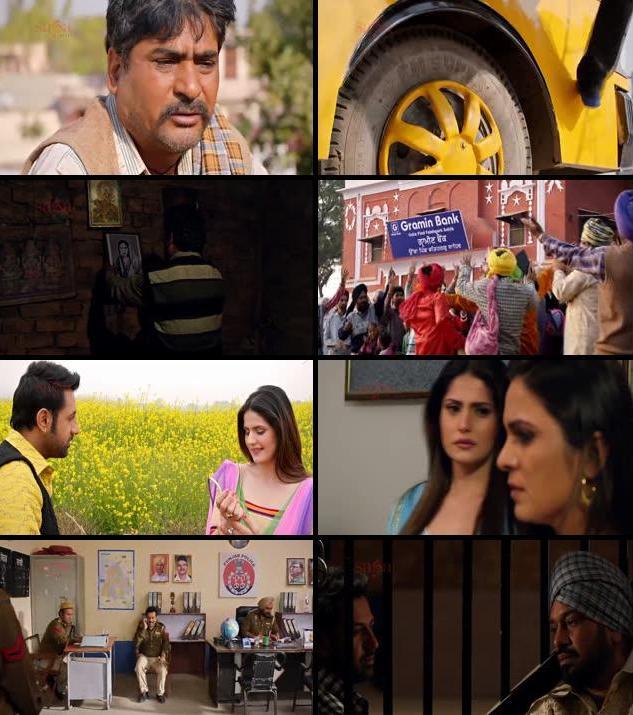 Faraar (2015) Full Punjabi Movie Watch Online DVD HD