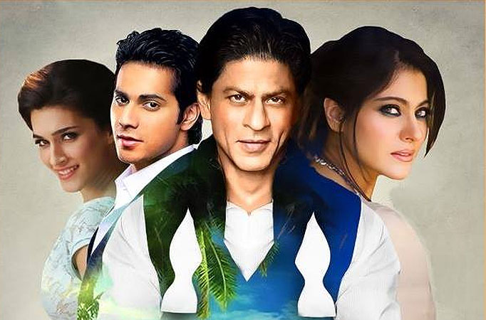 Dilwale (2015) SRK Hindi Movie Mp3 Songs Download