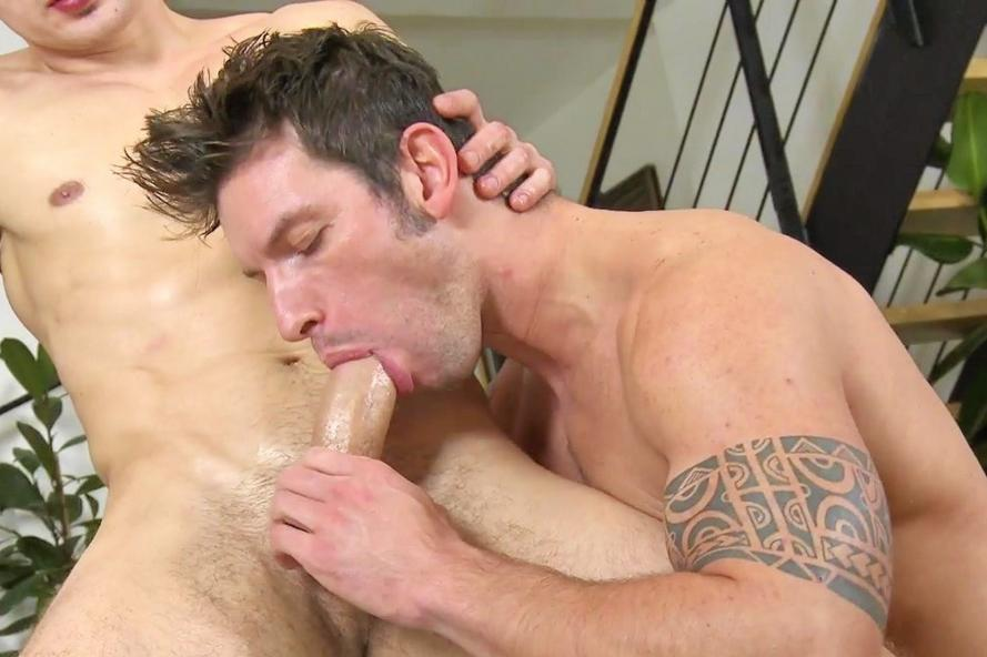 Amateur gay black they kiss derobe and