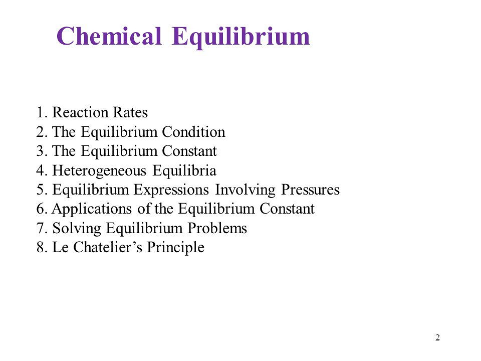 Chemical Equilibrium Le Chatelier Lab Report Answers