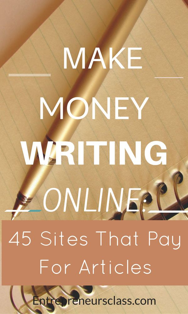 Write my writing articles online