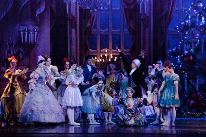 Щелкунчик балет большой театр купить билеты