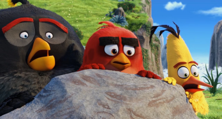 The Angry Birds Movie - HD-Trailersnet (HDTN)