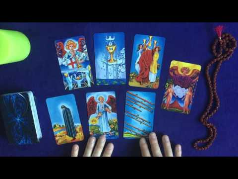 Таро гороскоп на ноябрь 2011 года - Прогноз Таро на