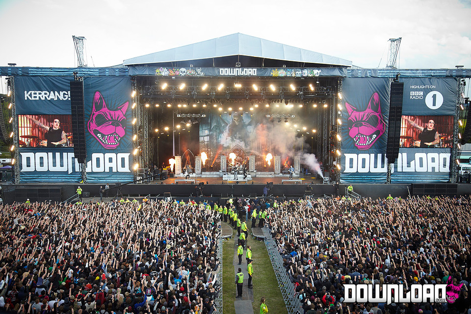 Getting to Download Festival 2018 - National Express