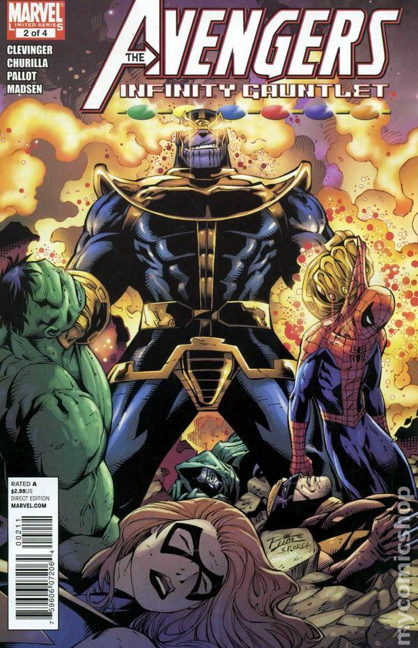 Thanos' New Helmet For 'Avengers: Infinity War' May