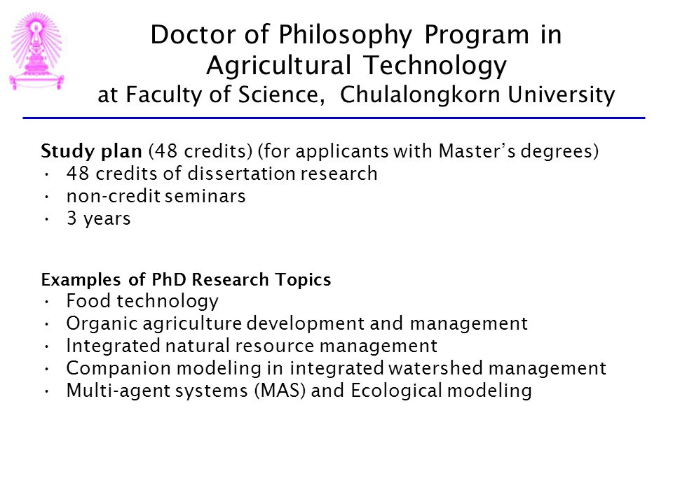 Non dissertation doctoral programs