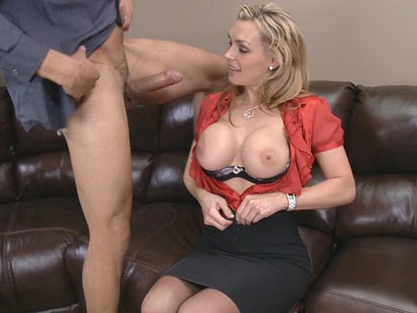 Rick savage bondage breast