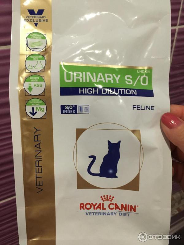 Корм royal canin urinary тула