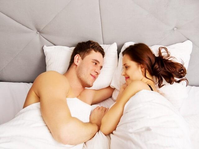 Как повысить потенцию в постели