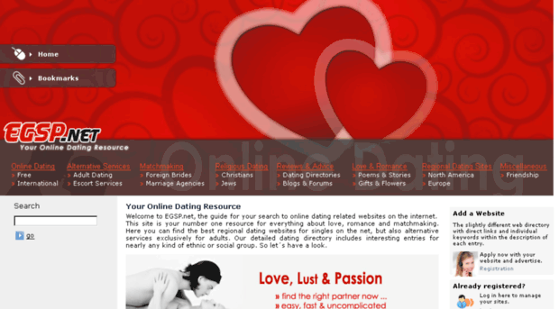 Latest online dating format