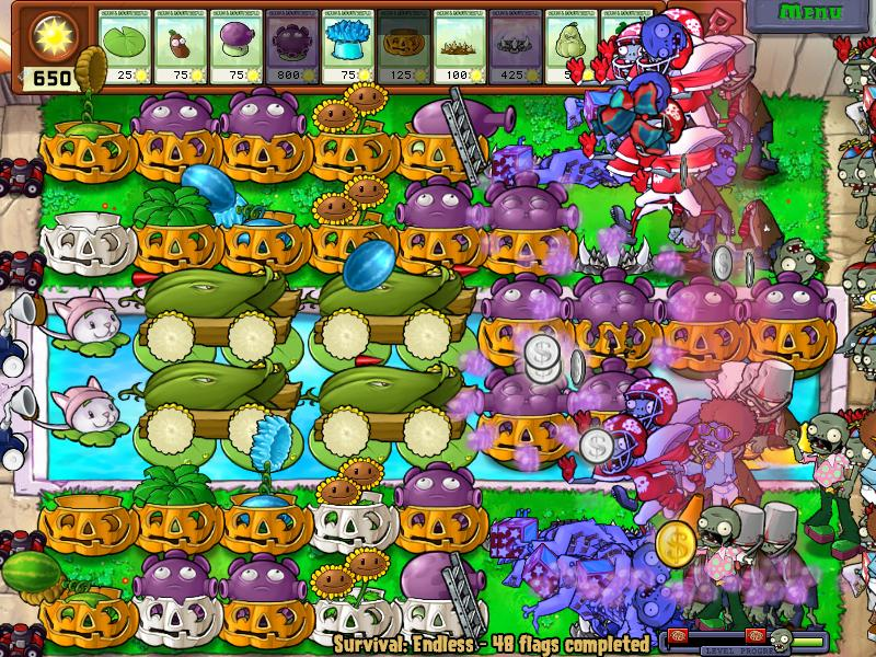Plants vs Zombies Game - Download and Play Free
