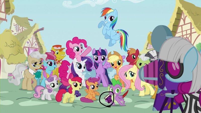 Watch My Little Pony: Friendship Is Magic Season 1 Episode