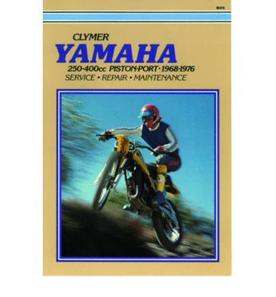 CLYMER REPAIR MANUALS - MOTORCYCLE