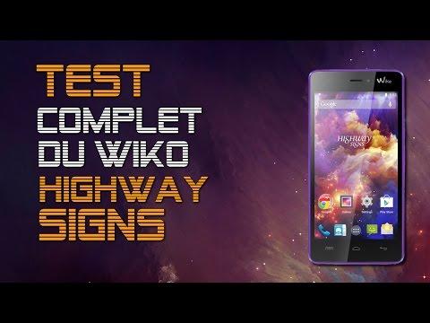 Benutzerhandbuch wiko highway signs
