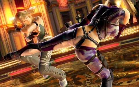 Play Tekken 3 Online Online - Free Game