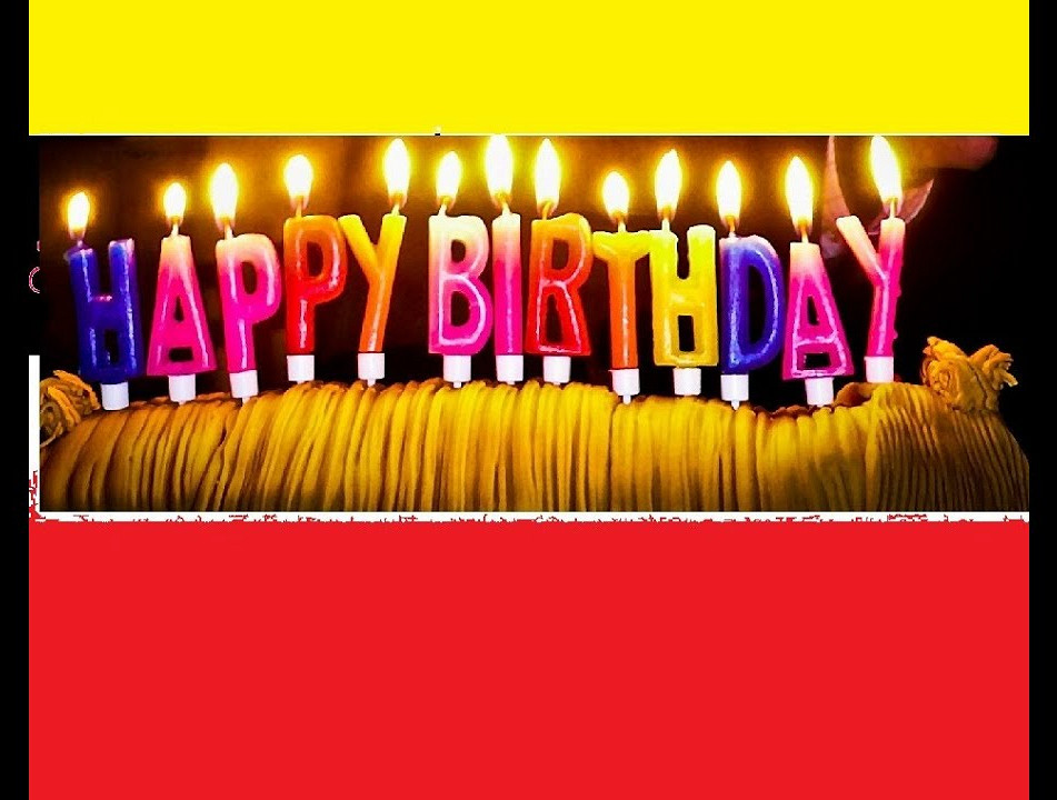 Birthday Song With Your Name @ FREE - 1happybirthday…