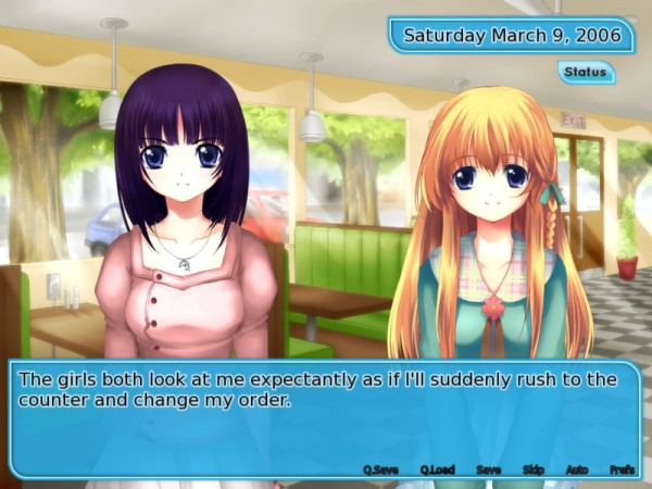 Anime dating sim for guys iphone