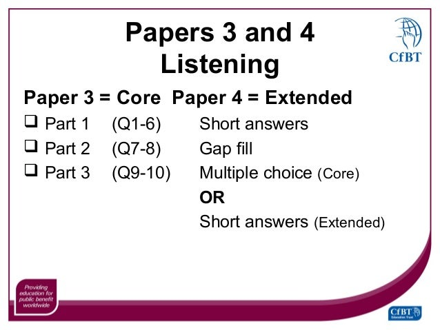 Igcse Music Past Papers PDF Download