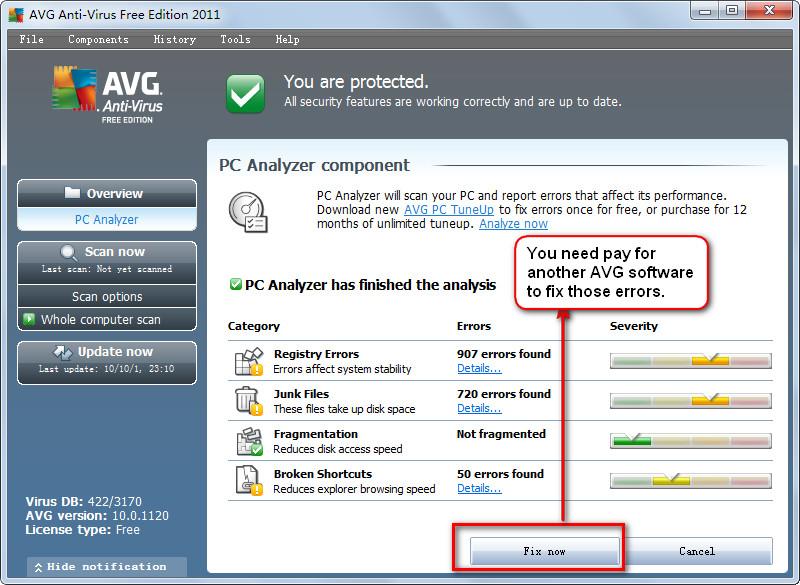 Download AVG AntiVirus Free