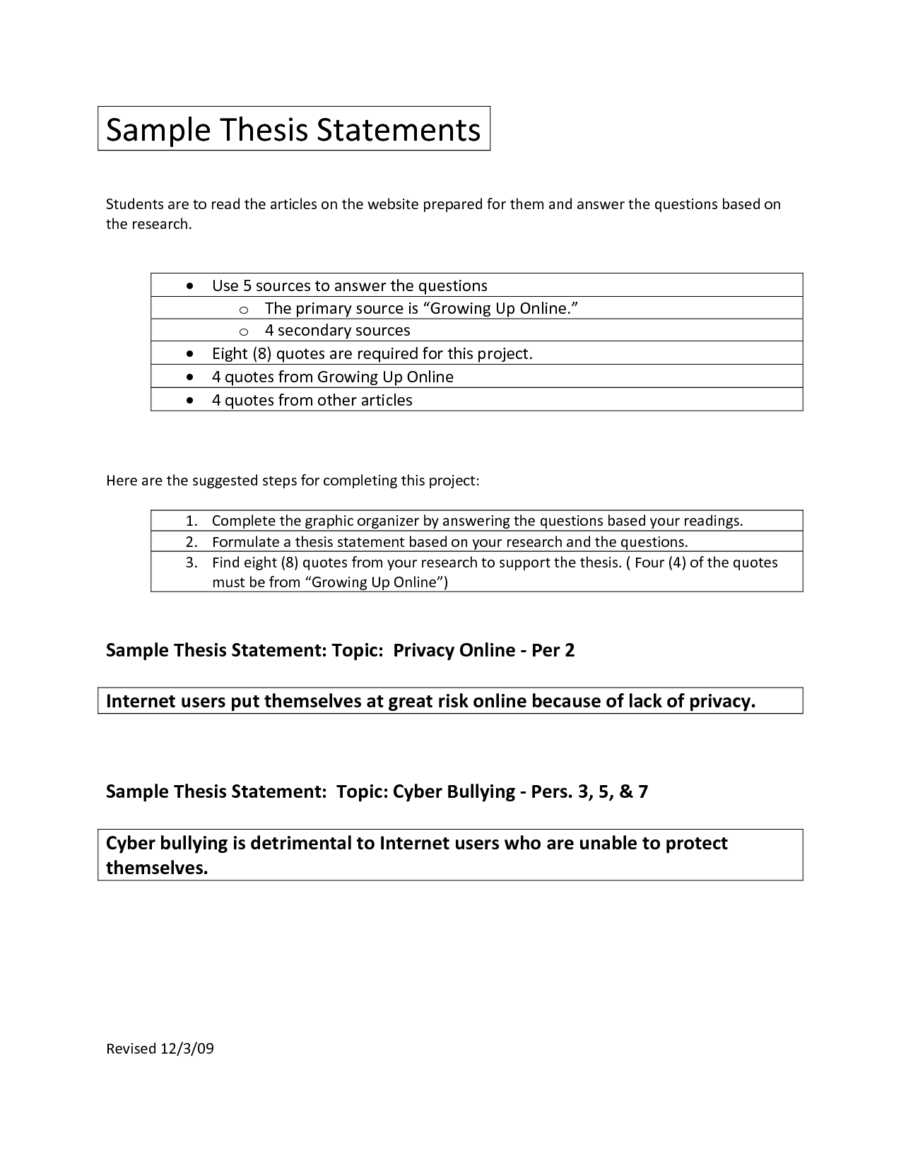 thesis outline template high school essay contests for  thesis outline template