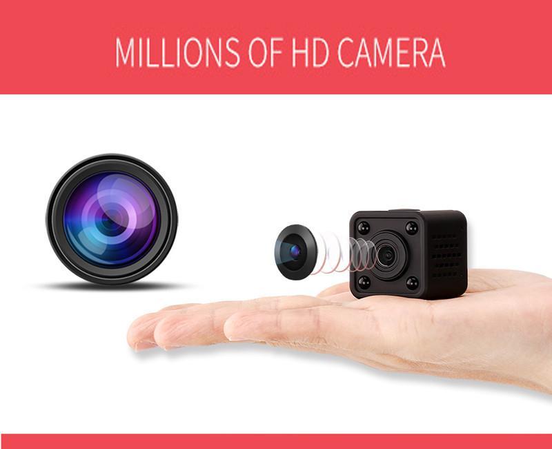 Wi fi мини камера с алиэкспресс
