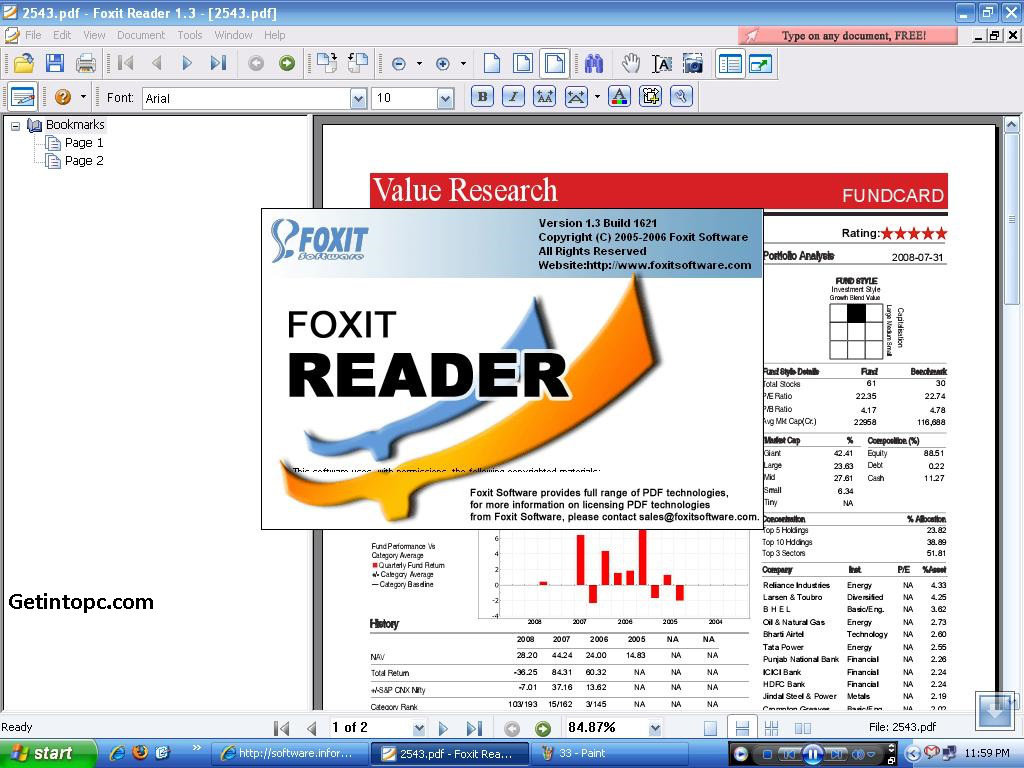 The Best Free PDF Reader and Viewer - Nitro PDF Reader