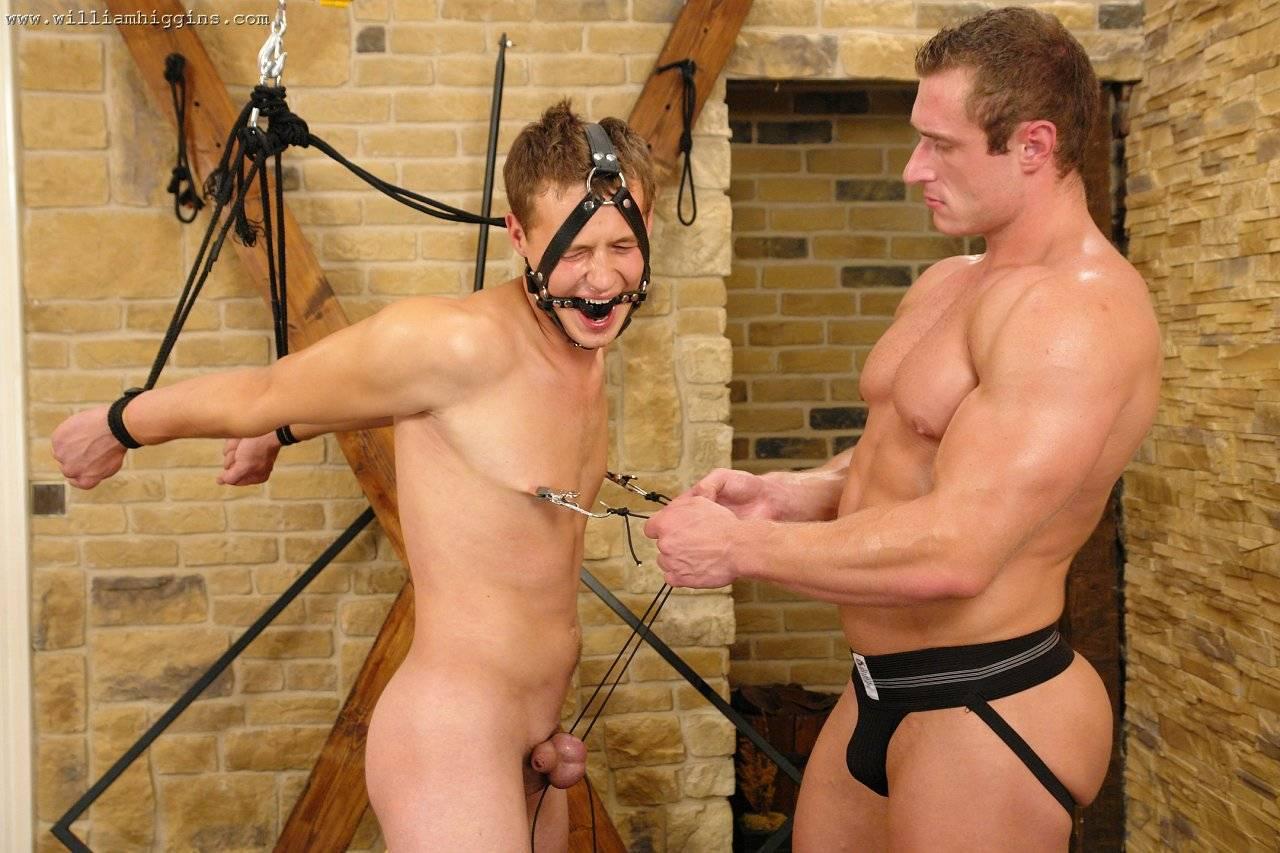 порно мужчины пытки