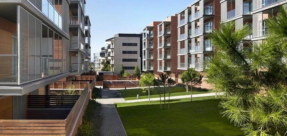 Апартаменты рядом с морем в Бадалоне, пригород Барселоны