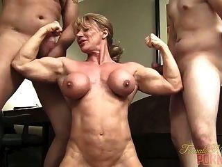 Big tits boss 12