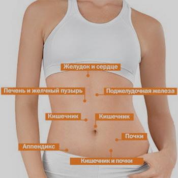 Болит живот ниже пупка у женщин и мужчин
