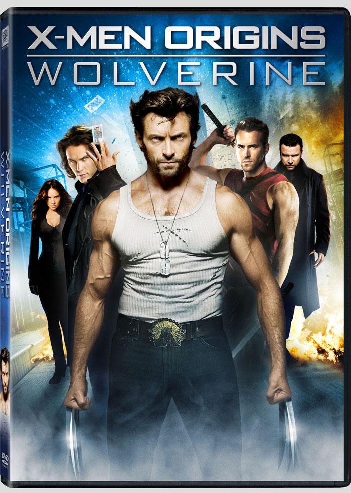 X-Men Origins: Wolverine 2009 Hindi Dual Audio 720P