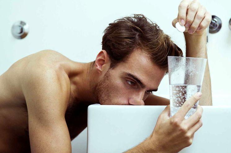 Как убрать запой
