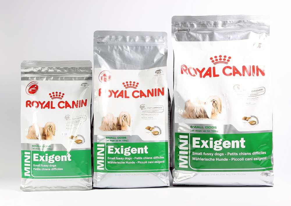 Корм royal canin для привередливых собак