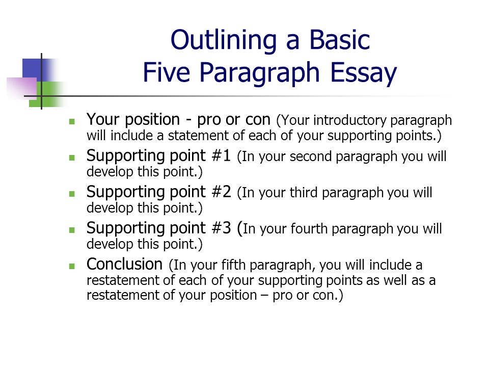 Free Pros Cons Essays and Papers - Free Essays, Term