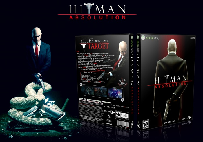 Hitman: Absolution-SKIDROW Torrent Games Torrent