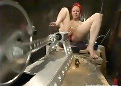 Stf college ebony anal