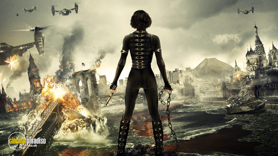 Watch Resident Evil: Retribution () Online Streaming for Free