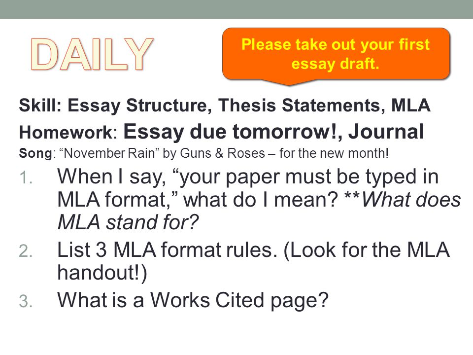 Taking a stand essay topics