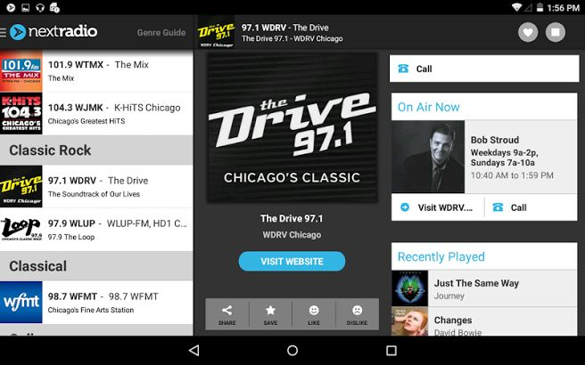 NextRadio Free Live FM Radio APK Download - Free